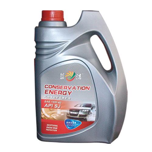 蓝洁润滑油4l/桶 - 济南蓝洁汽车用品厂